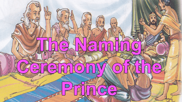 The Naming Ceremony of the Prince