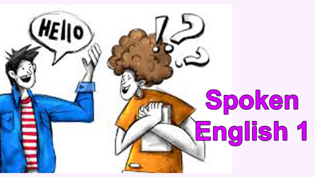 Spoken English Common Scenarios That Are Frequently Used